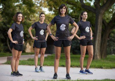 Mujeres que corren