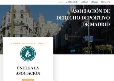 Asociación de derecho deportivo de Madrid