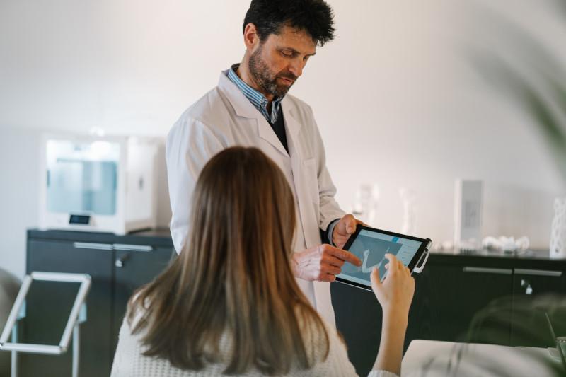cómo deben ser las páginas web para médicos