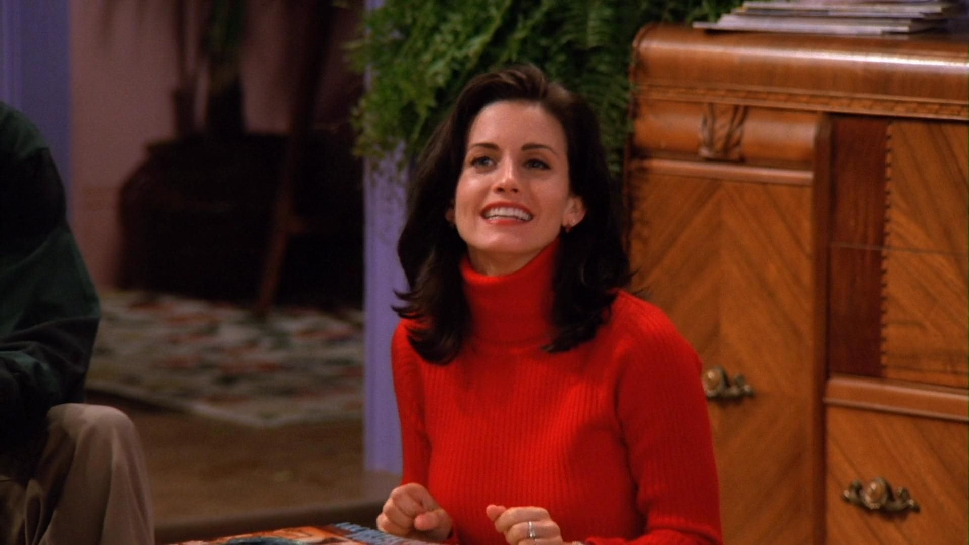 monica geller clean personajes de friends